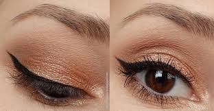 awesome colors added to natural eye makeup