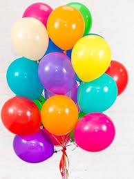 <b>Набор воздушных шаров</b> ассорти - 100шт 30см Мосшар ...