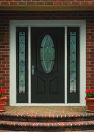 White Door Black Trim Exterior Design Brilliant Therma Tru Doors For Entry Door Ideas