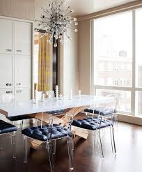 ... Room Furniture Currently Loving Lucite: Dining Chairs, Lucite Dining  Chair Ethan Allen Ladder Back Chairs New York Lucite Dining Chairs ...