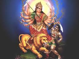 God Durga HD Wallpaper ...