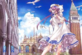 Image result for Aria the Animation songs
