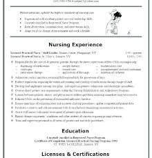 Lpn Resume Sample Resume Sample New Graduate Best Resume Collection