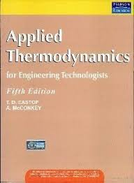 Download PDF of Applied Thermodynamics for Engineering Technologists ...