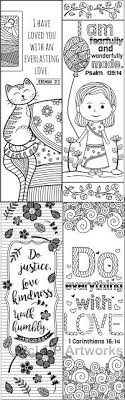 coloring bookmarks for kids coloring bookmarks