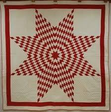 Sanderson Star Quilt | Welsh/Wholecloth Quilts | Pinterest | Star ... & Sanderson Star Quilt | Welsh/Wholecloth Quilts | Pinterest | Star quilts,  Antique quilts and Star Adamdwight.com