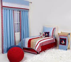 red gingham toddler bedding stripe toddler bedding blue toddler bedding set