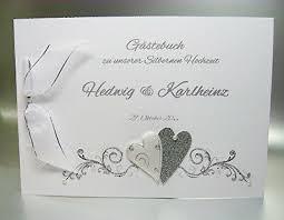 Buch Zur Silbernen Hochzeit Jubiläum Liebe Glück Gratulation Wünsche