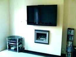 how to mount tv over fireplace and hide wires mounting above fireplace hiding wires how to
