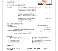 How Do I Make A Free Resume How To Make Free Resume Yahoo Create Online And Save For First Job 24