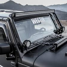 Jeep Jk Roof Lights New Product Announcement Westins Snyper Overhead Led Light