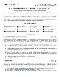 High Impact Resume Samples Best Ideas Of Financial Planner Resume