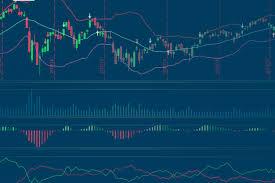 Chart Screen Financial Business Stock Market Graph Chart Candle Stick
