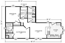 double wide mobile home floor plans. Simple Plans Brookside  2 Beds  Baths 730 SqFt 24 X 40 Double Wide Intermediate  Priced Homes For Mobile Home Floor Plans L