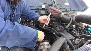 jeep spark plug diy and coil pack testing