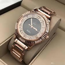 Designer Diamond Watches Luxury Brand Brand Fashion Designer Ladies Gold Watch White Dress Full Diamond Watch Ladies Ceramic Bracelet Stainless Steel Clock Diamond Watches