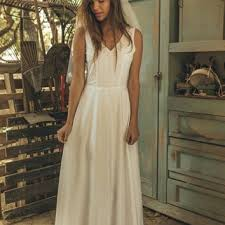 best hippie wedding gown products on wanelo