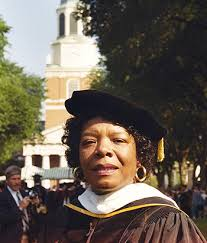 wfu timeline special collections archives zsr library  a angelou
