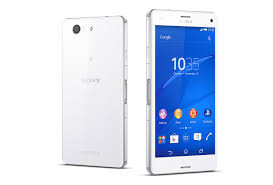 sony z3 compact. introducing the xperia z3 compact, a premium waterproof mobile sony compact