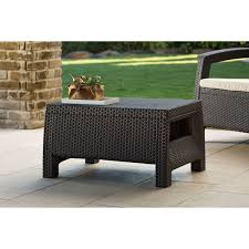 white wicker coffee table glass top collections scheme woven rattan lanai coffee tables large outdoor