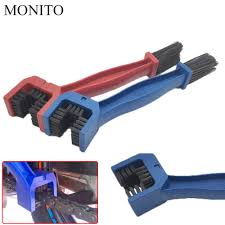 Motorcycle Chain Maintenance Cleaning Brush Cycle Cleaner Tool ...