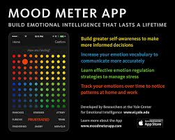 The Mood Meter App Is Here Yale Center For Emotional