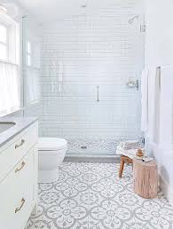 Bathroom Floor Tile Design Patterns Best The 48 Best Tiled Bathrooms On Pinterest Interior Inspo
