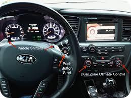 kia optima 2013 interior. 2013 kia optima sx review turbocharged interior
