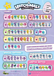 Hatchimals Chart Win The New Hatchimals Colleggtibles Latest Kids Toys
