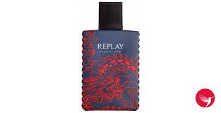 <b>Replay Signature Red</b> Dragon Replay cologne - a fragrance for men ...