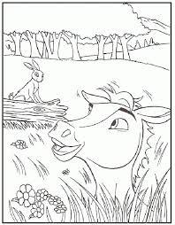 25 Printen Paard En Veulen Kleurplaat Mandala Kleurplaat Voor Kinderen