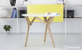 Archimede transforming table by Boulon Blanc