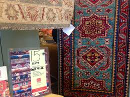 ten thousand villages annual rug event