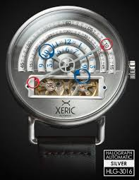 Unusual Watch Designs Xeric Halograph Watches A Kickstarter Success With