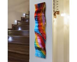 ingenious design ideas colorful metal wall art interior sale multi colored abstract modern hanging rainbow home on colorful abstract canvas wall art with colorful metal wall art www grisly fo