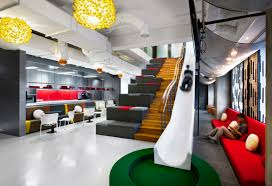 Creative office environments Art Design Artsy Ogilvy Mather Offices Jakarta Office Snapshots