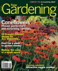 fine gardening magazine. Unique Gardening From The Editoru2026 For Fine Gardening Magazine