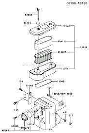 kawasaki fb460v parts list and diagram rs01 ereplacementparts com click to close