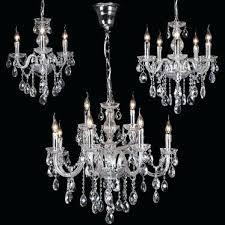 vienna chandelier lighting chrome