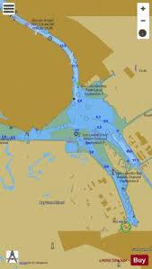 San Francisco Bay To Antioch San Leandro Bay Marine Chart