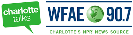 Image result for wfae charlotte talks