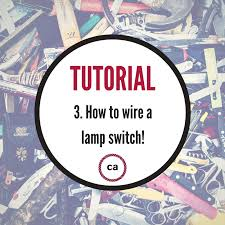 tutorial 3 how to wire a pendant lamp switch