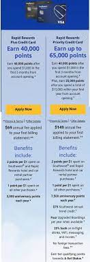 Many offer rewards that can be redeemed for cash back, or for rewards at companies like disney, marriott, hyatt, united or southwest airlines. Chase Southwest Priority Credit Card 149 Annual Fee Full Details Churning