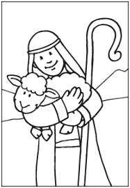 Small Picture The Good Shepherd The Lost Sheep Coloring Page Coloring Pages