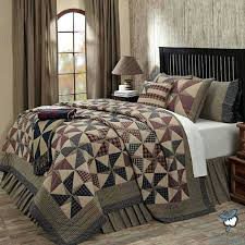 Tacoma Quilt Rustic Bedding Country Quilts Rustic Country Quilt ... & Rustic Country Quilts Bedding Setsabout On Pinterest Total Fab Americana  Primitive Star Quilts Total Rustic Country ... Adamdwight.com