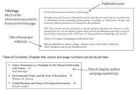 Apa Quote Citation Enchanting APA Citation Style How To Format A Chapter Citation