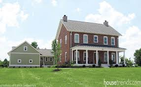 House plans go green   Structural Insulated PanelsHome design gives a nod to eco friendly