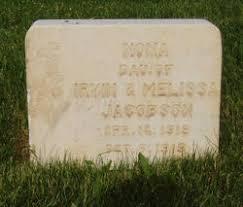 Nona Jacobson (1919-1919) - Find A Grave Memorial
