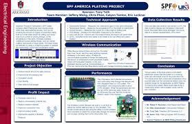 Senior Design Electrical Engineering University Of Arkansas