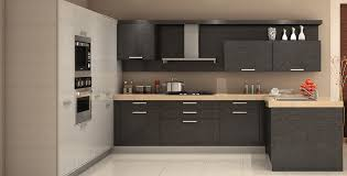 Homey Inspiration U Shaped Modular Kitchen Design Indian Modular